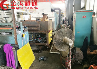 China Power Saving Medium Frequency Induction Heating Equipment For Melting Steel distributor
