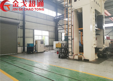 China Energy Saving Medium Frequency Induction Heating Equipment With Multi Protection distributor